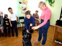 К Международному дню собаки-проводника