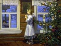 Как праздновали Новый год и Рождество в XIX веке