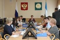 В ЦИКе республики состоялось заседание Рабочей группы по взаимодействию с региональными отделениями общероссийских общественных организаций инвалидов